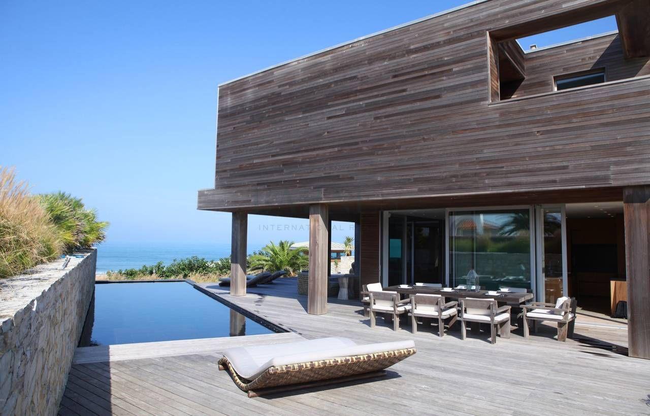 Maison et appartement moderne ou comtemporain immobilier de luxe biarritz